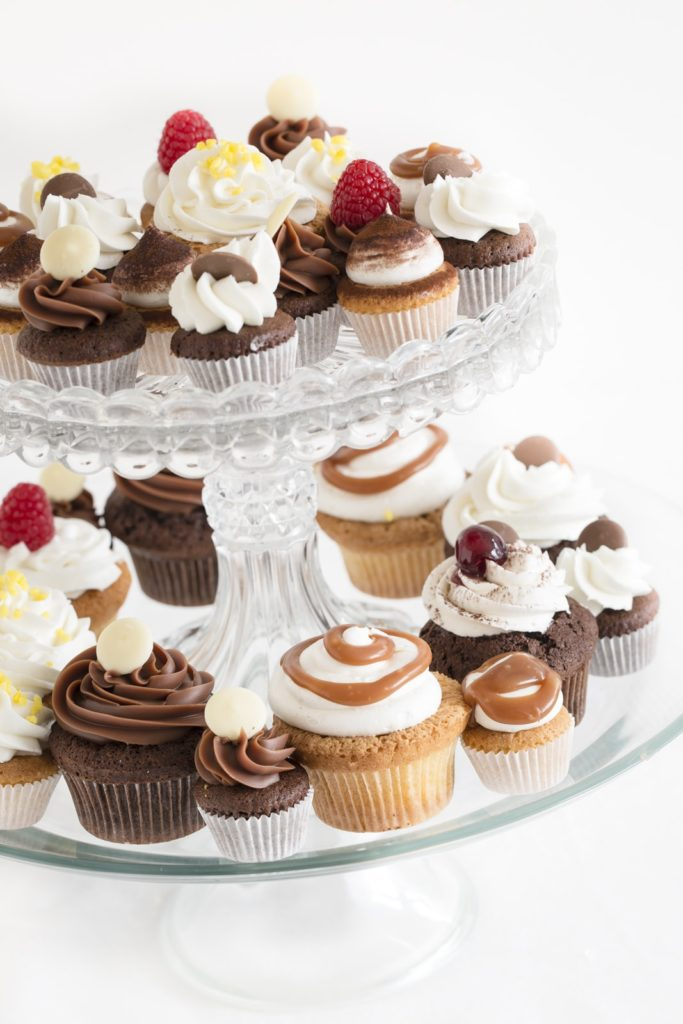 Cupcakes tower-min