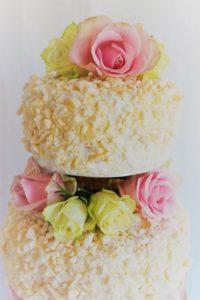Meringata Wedding Cake