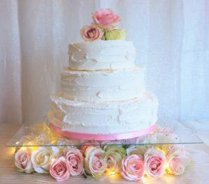 Classic Style Wedding Cake